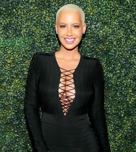 Amber Rose attends the All Def Movie Awards at Lure Nightclub on February 24, 2016 in Los Angeles, California.