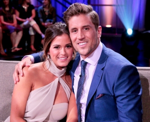 JoJo Fletcher and Jordan Rodgers on 'Bachelorette'