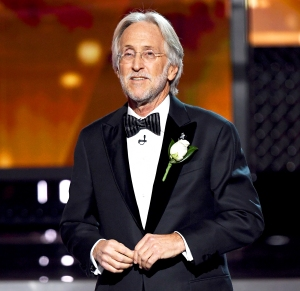 Neil Portnow speaks onstage during the 60th Annual Grammy Awards at Madison Square Garden on January 28, 2018 in New York City.