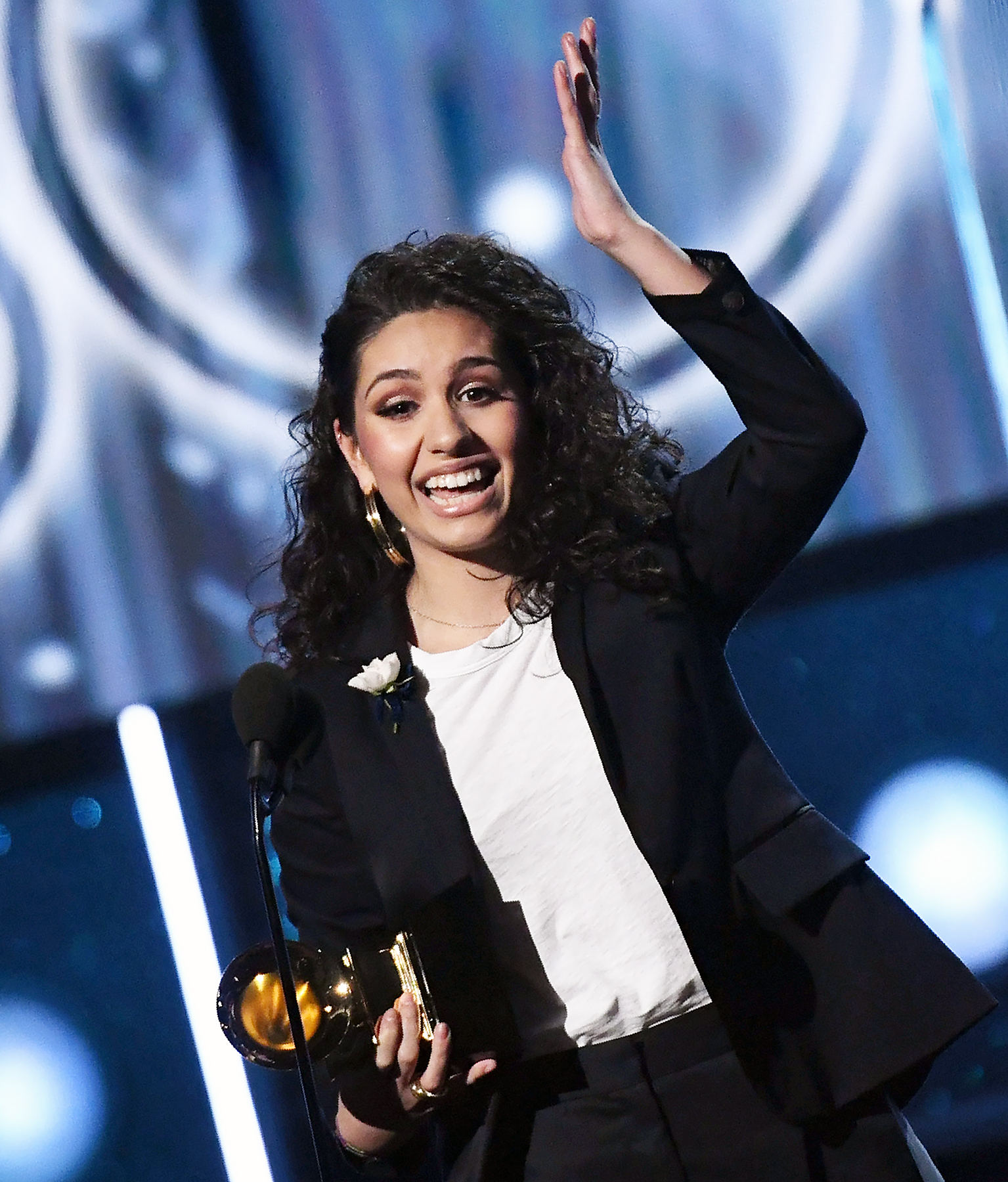 Alessia Cara Grammys 2018 Best New Artist winner