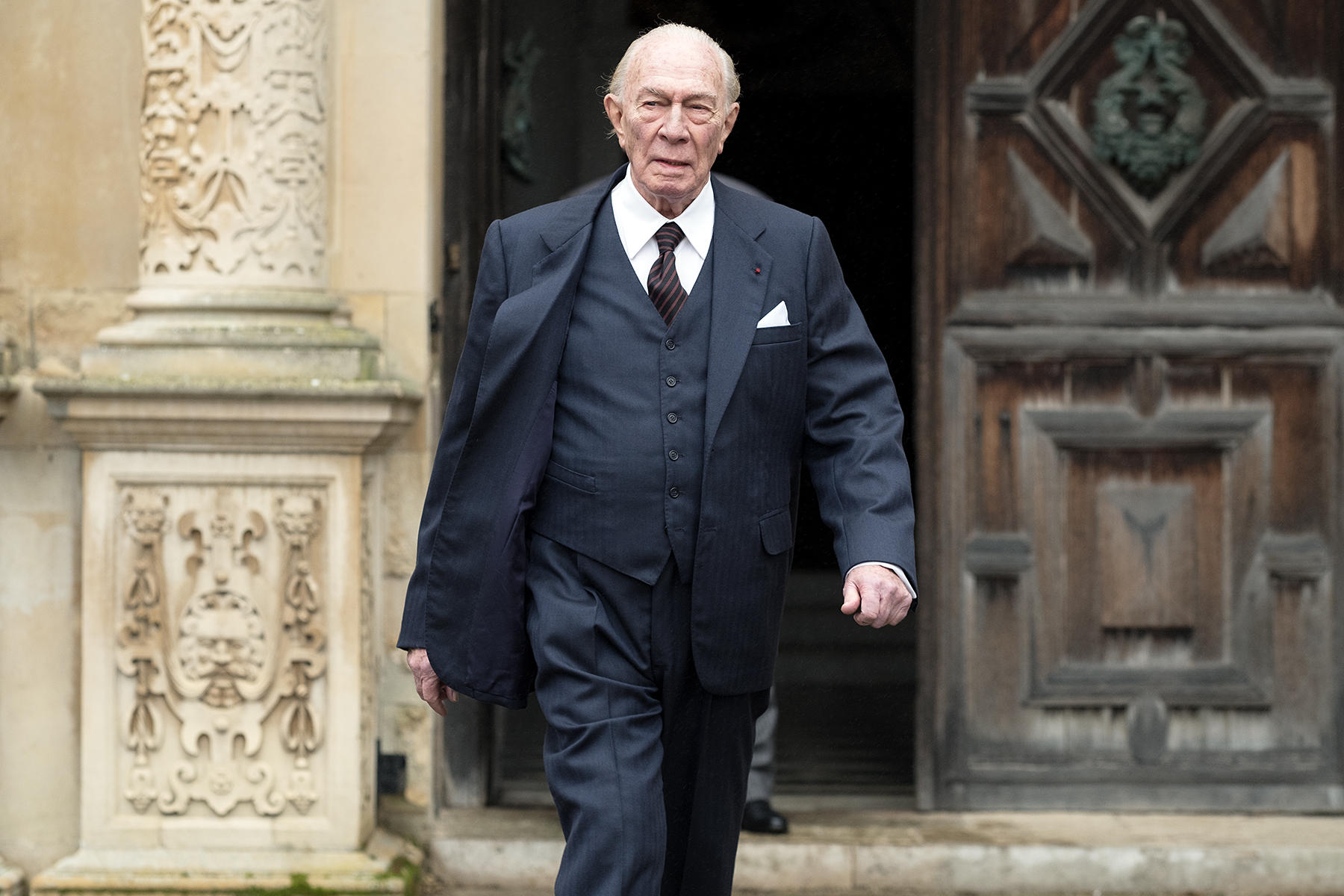Christopher Plummer All The Money In The World