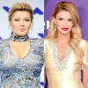 Amber Portwood and Brandi Glanville