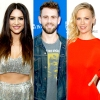 Andi Dorfman, Nick Viall, and January Jones