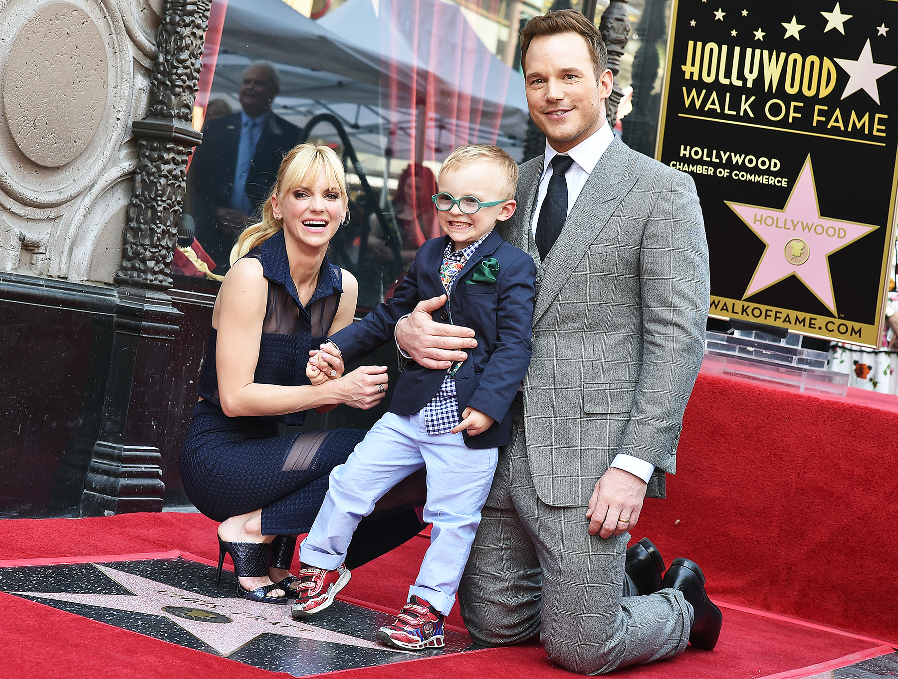 Chris Pratt misses Anna Faris son Jack