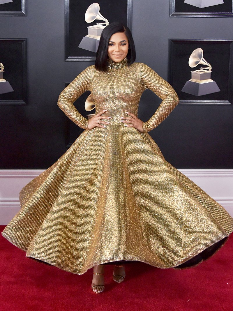 red carpet de los premios Grammy 2018