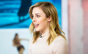 Ashley Wagner on 'Today' show