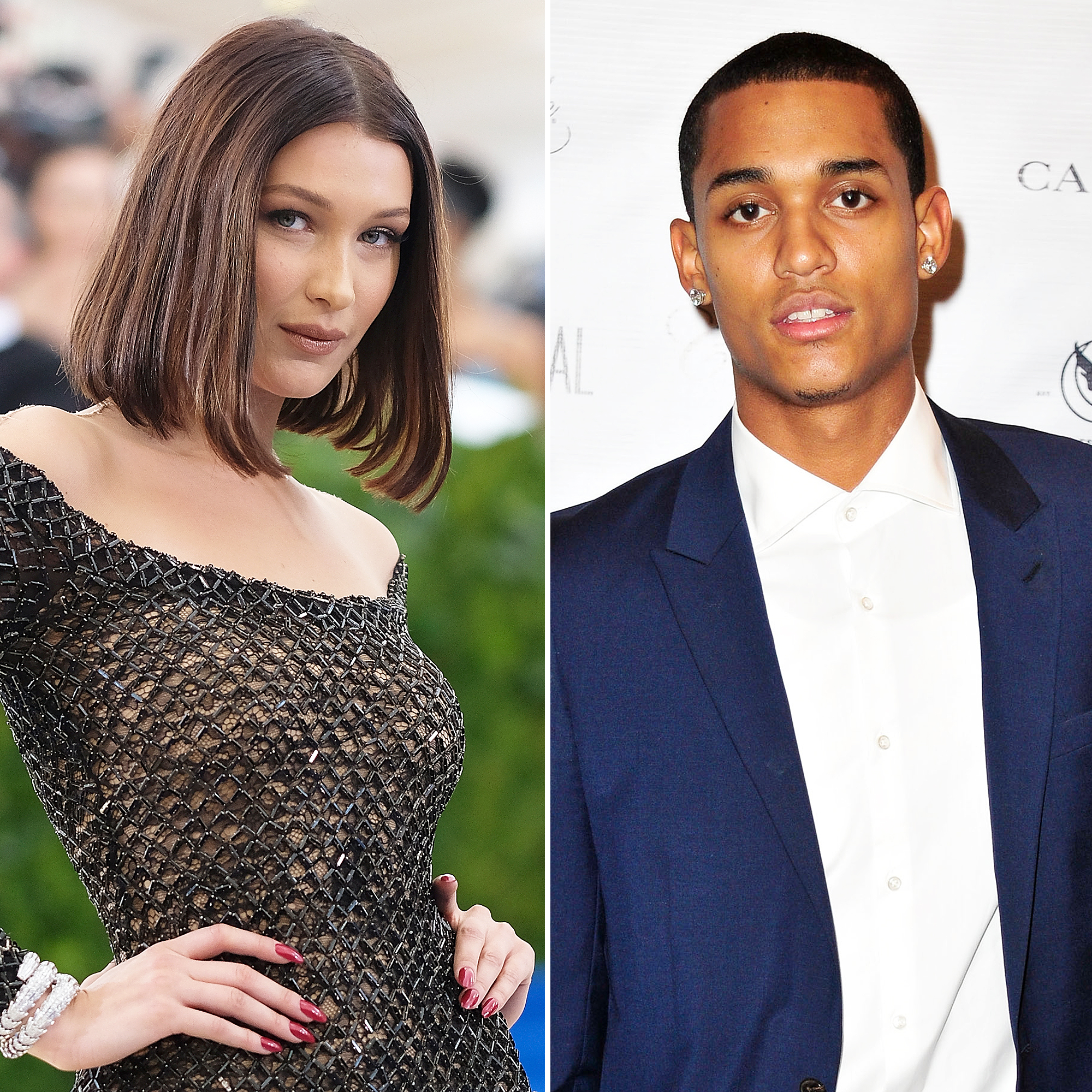 Is supermodel Bella Hadid dating National Basketball Association star Jordan Clarkson?