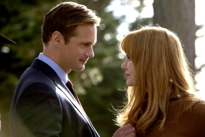 Alexander Skarsgård and Nicole Kidman on Big Little Lies