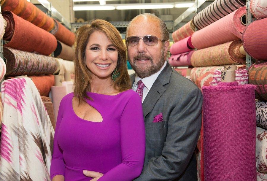 Jill Zarin and Bobby Zarin