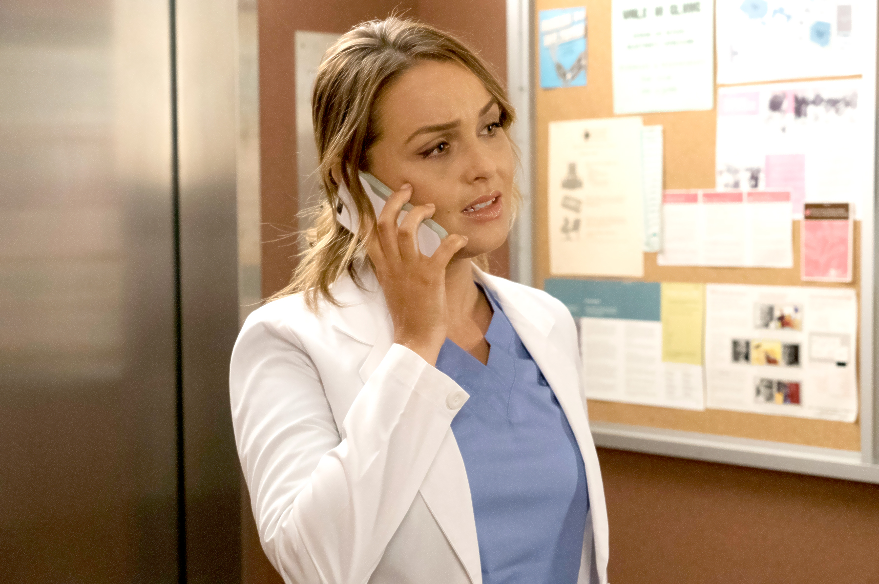 Camilla Luddington on Grey's Anatomy - Camilla Luddington on Grey's Anatomy