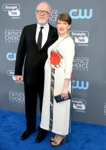 Carrie-Coon-expecting-with-Tracy-Letts