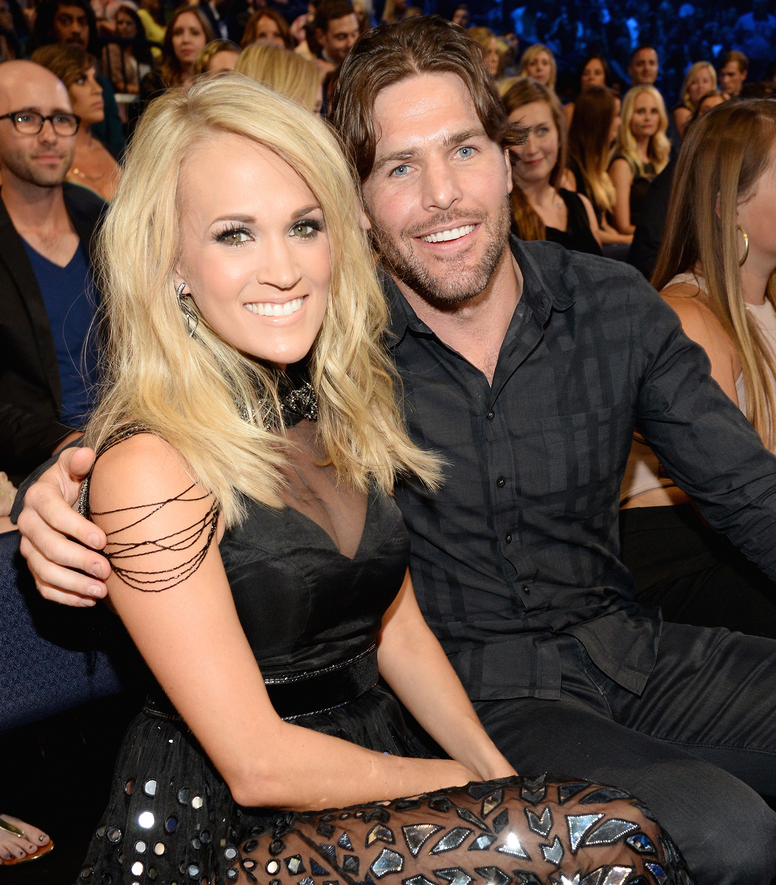 After a fall last November-Carrie Underwood may never look the same