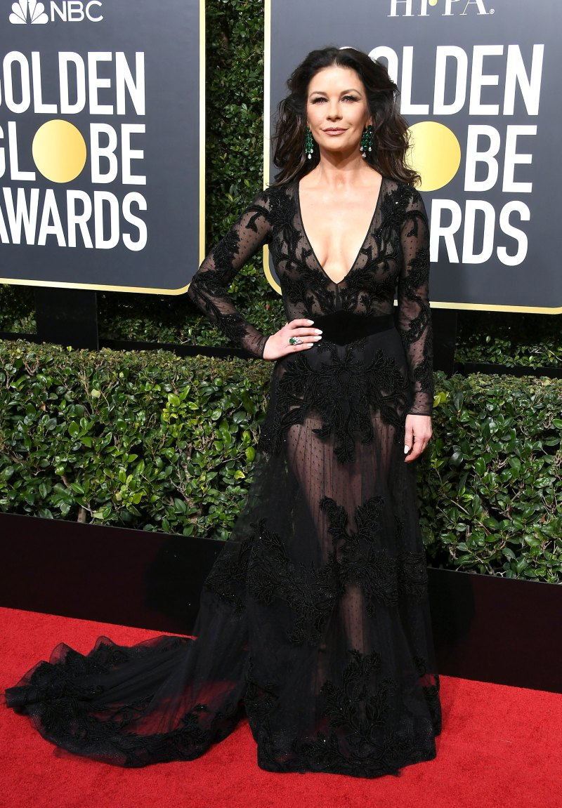 Catherine Zeta-Jones GG
