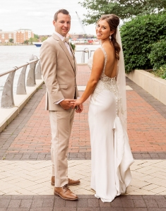 Ryan Buckley and Jaclyn Schwartzberg star in season 6 of 'Married at First Sight'