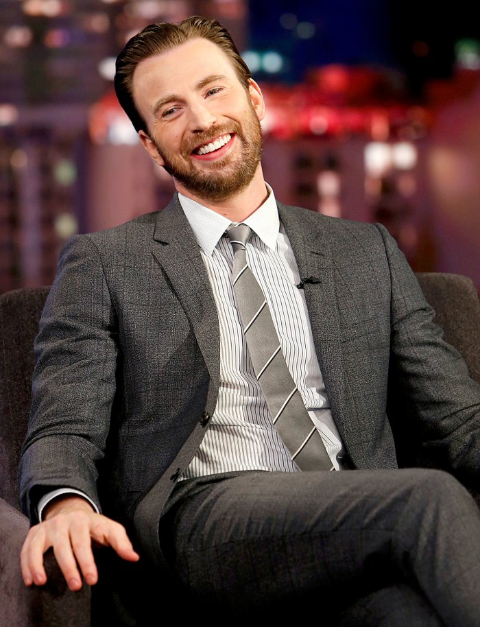 Chris Evans Doesnt Think Hes Hot Because of This