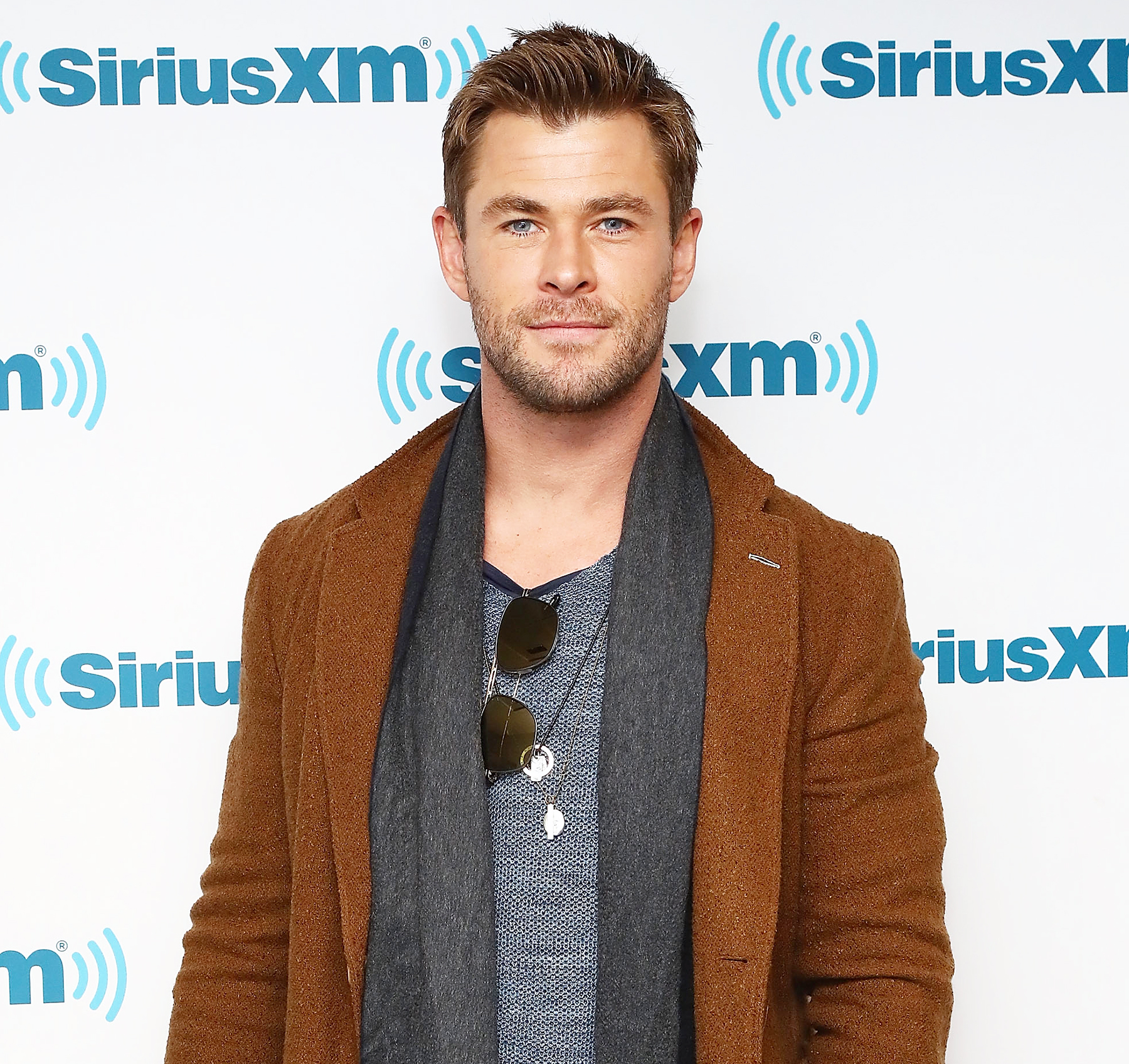 Chris Hemsworth breaks silence on Miley and Liam 'wedding'