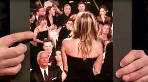 Dakota Johnson, Angelina Jolie and Jennifer Aniston The Tonight Show starring Jimmy Fallon