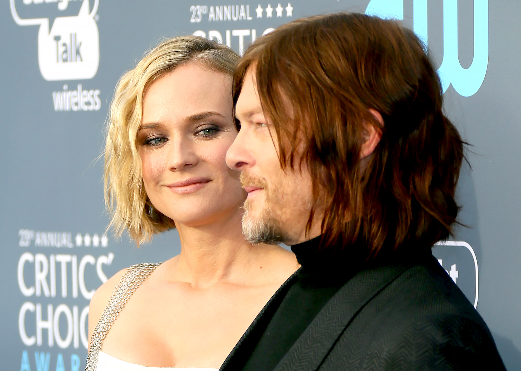 diane kruger and norman reedus - 800×570