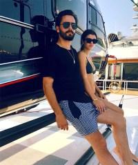 Sofia Richie and Scott Disick Mexico