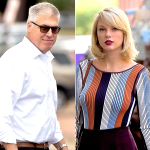 David Mueller and Taylor Swift