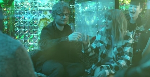Ed Sheeran and Taylor Swift in End Game