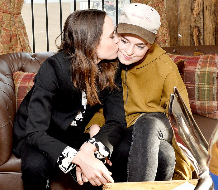Who Is Emma Portner 5 Things To Know About Ellen Page S Wife
