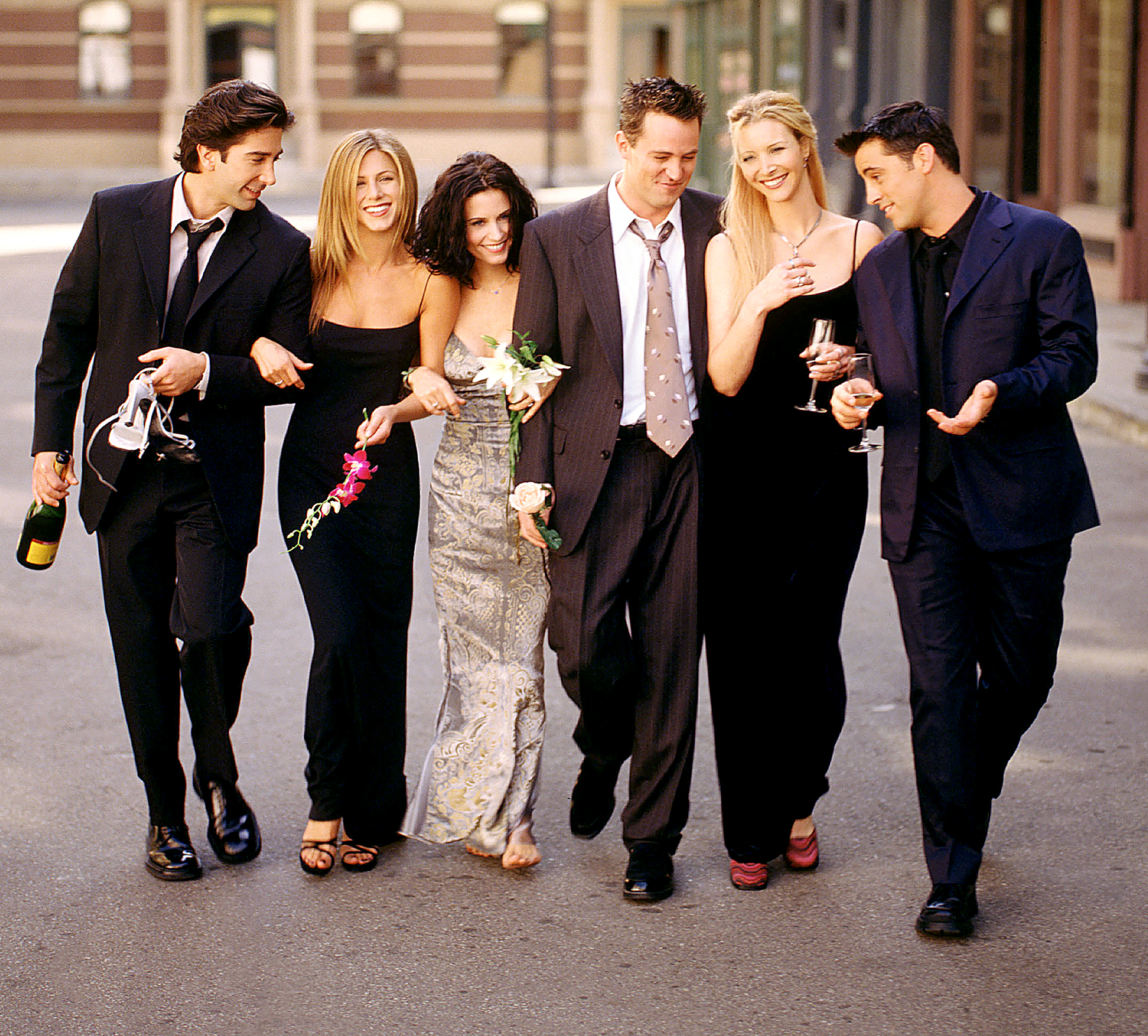 Sorry, but the Friends Movie Trailer Is a Hoax