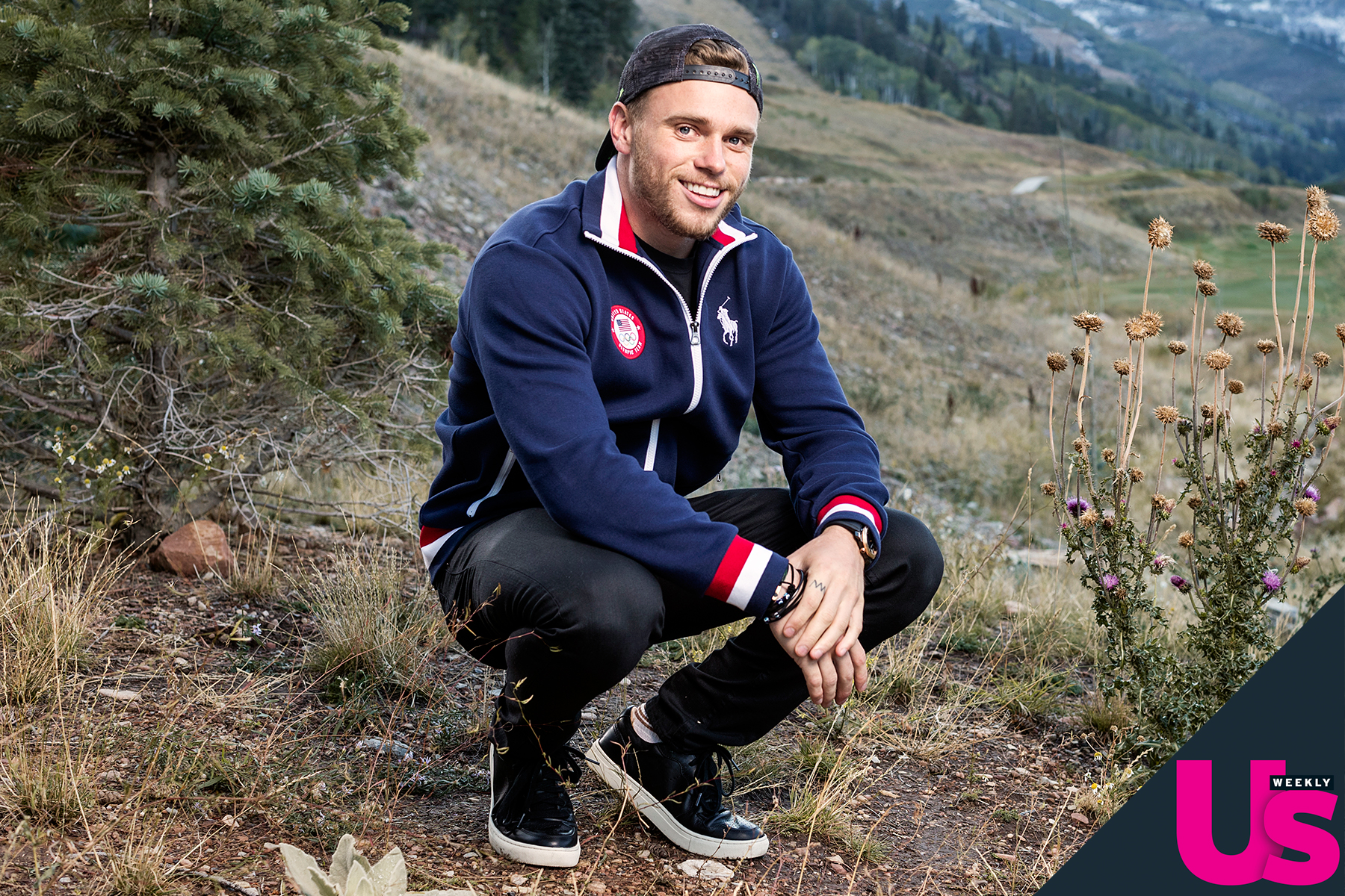Olympian Gus Kenworthy Tells Us About His Love For Pups