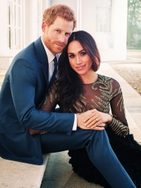 Meghan Markle Prince Harry Engagment