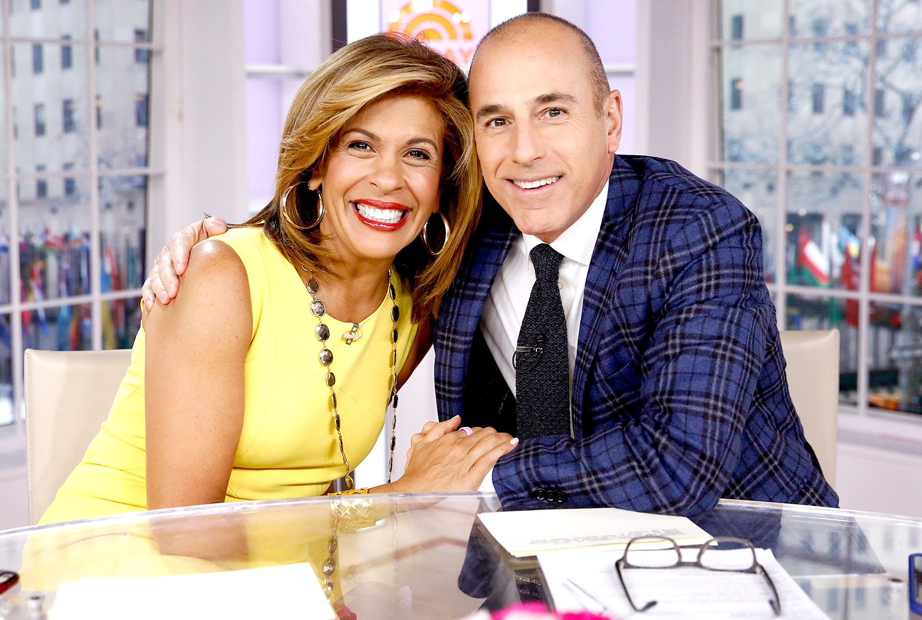 Hoda Kotb Replaces Fired Anchor, Talks Sexual Harassment Allegations