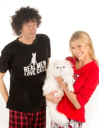 Howard Stern Beth Stern cats
