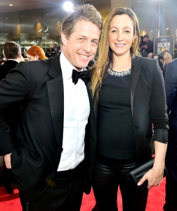Hugh-Grant-and-Anna-Eberstein-pregnant