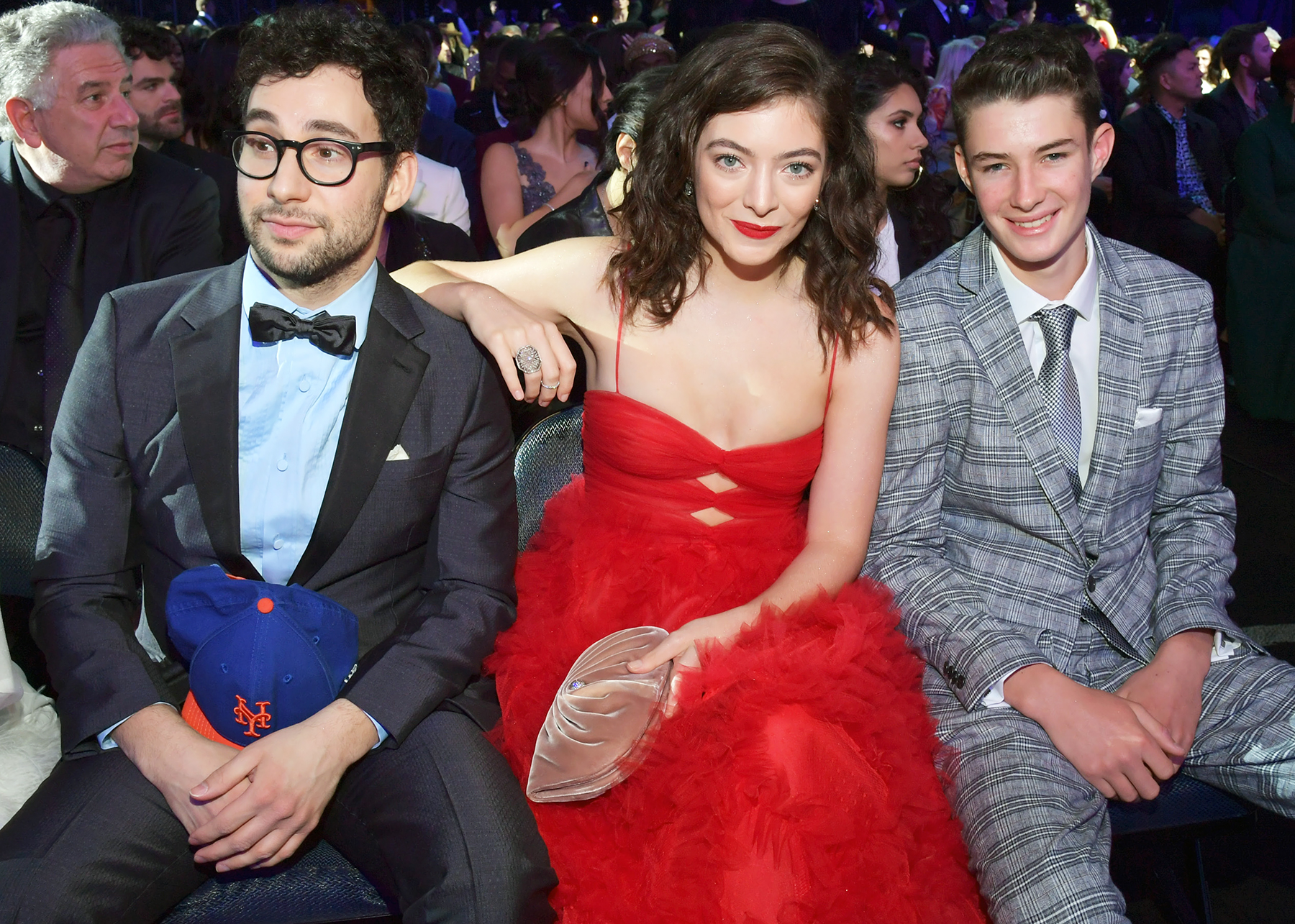 Jack Antonoff Lorde Grammys 2018