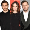 Jake Gyllenhaal Rose Byrne Armie Hammer