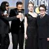 Tommy Wiseau James Franco Emma Stone Billie Jean King Golden Globes 2018