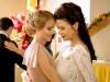 Jenny Pellicer and Catherine Zeta-Jones