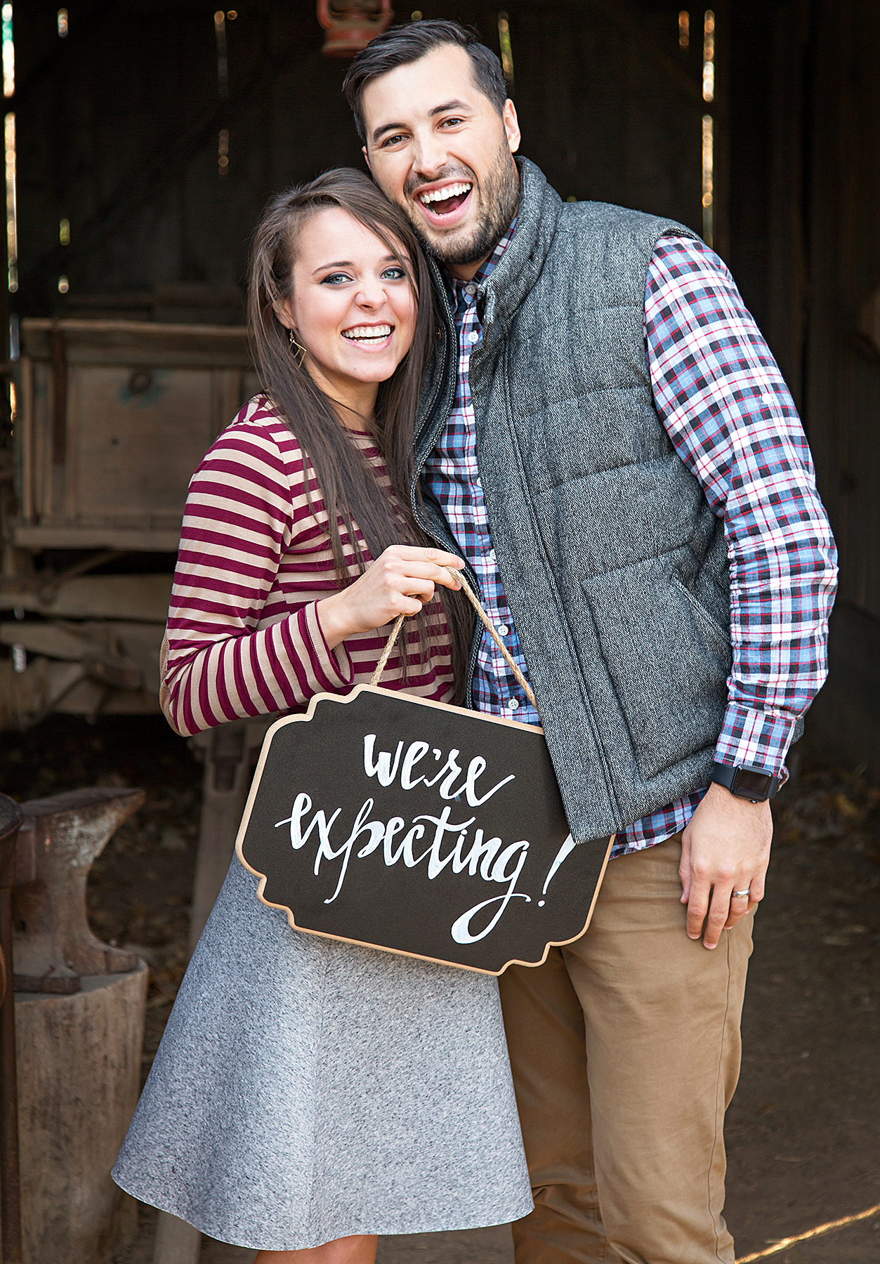 Jinger Duggar Is Pregnant, Excepting First Child With Husband Jeremy Vuolo