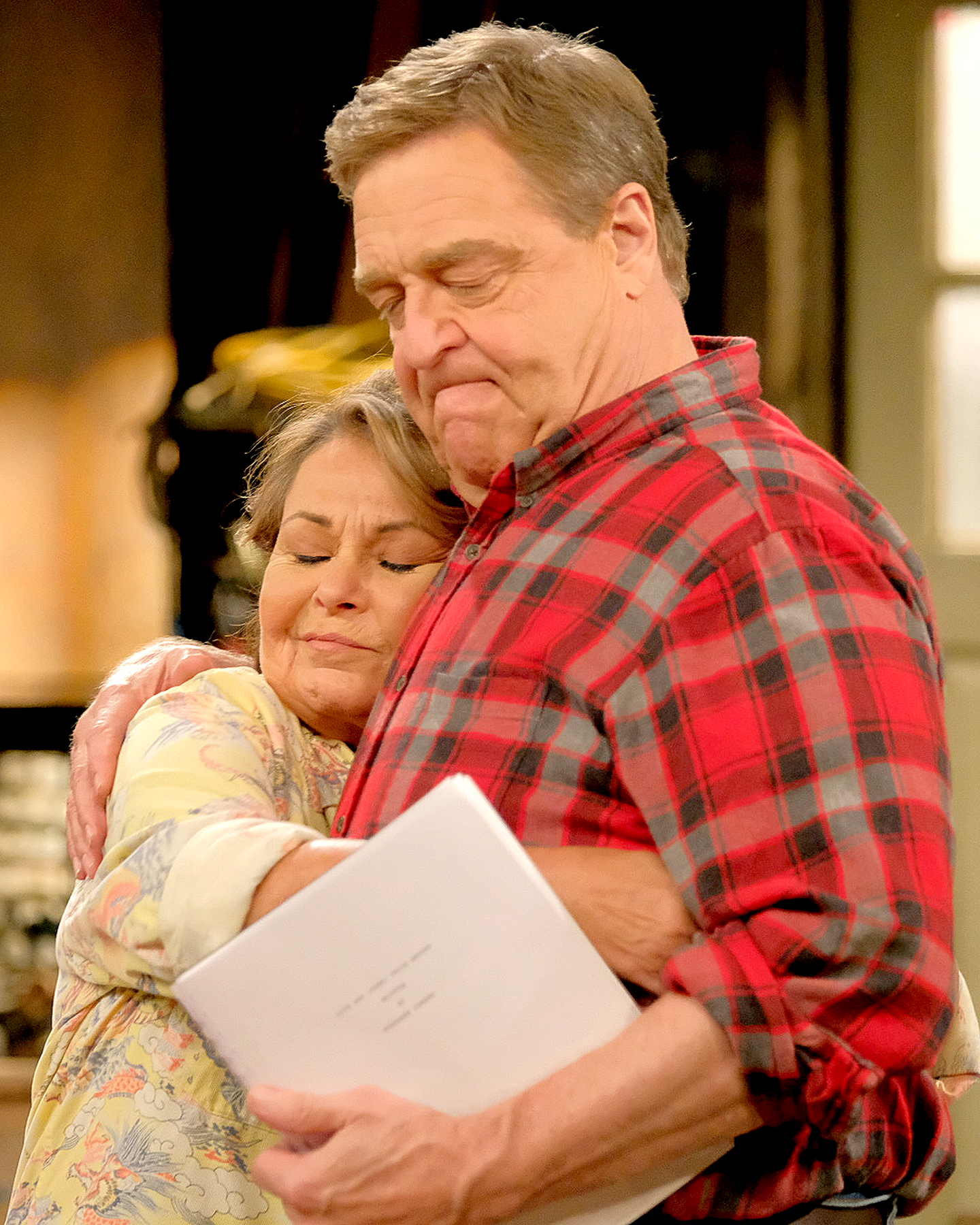 John Goodman: The Hair on My Arms Stood Up Stepping Onto \'Roseanne\' Set