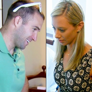 Jonathan Francetic and Molly Duff star in season 6 of 'Married at First Sight'
