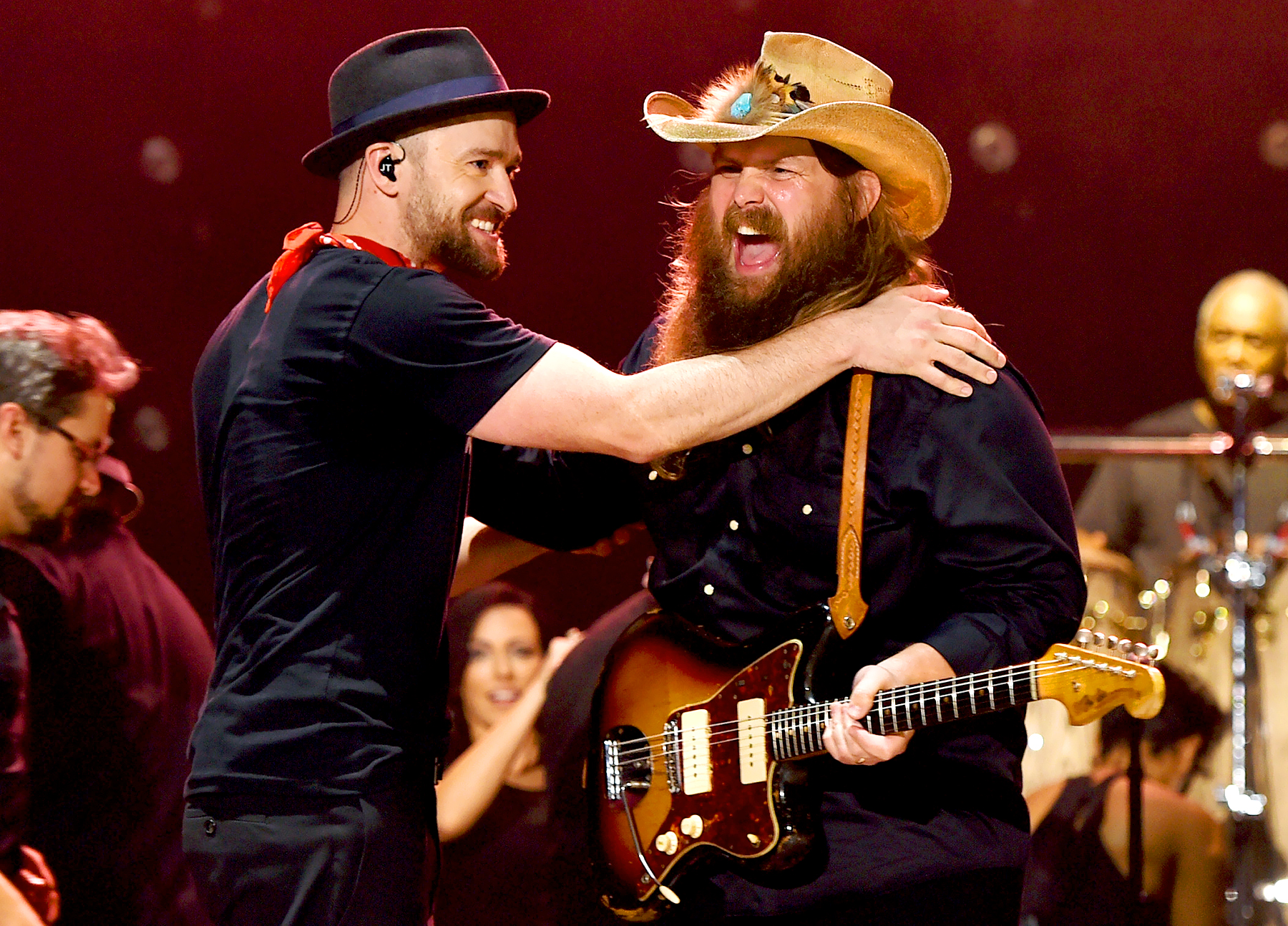 Hear 'Say Something', Chris Stapleton's Collaboration With Justin Timberlake