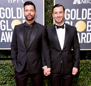 Ricky martin confirms marriage to jwan yosef jwan yosef ricky martin married m4hsunfo