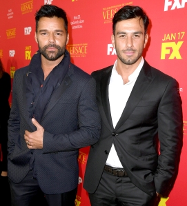 Ricky Martin Confirms Marriage to Jwan Yosef - celebrities ...