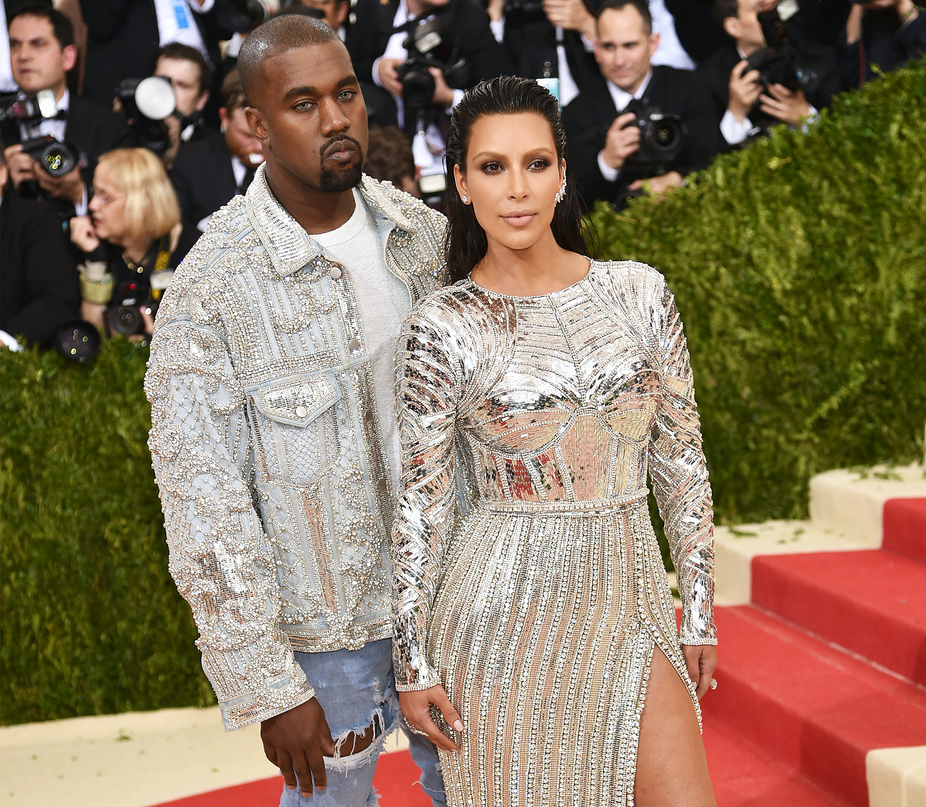 Kim Kardashian Kanye West Delivery Room Baby Birth
