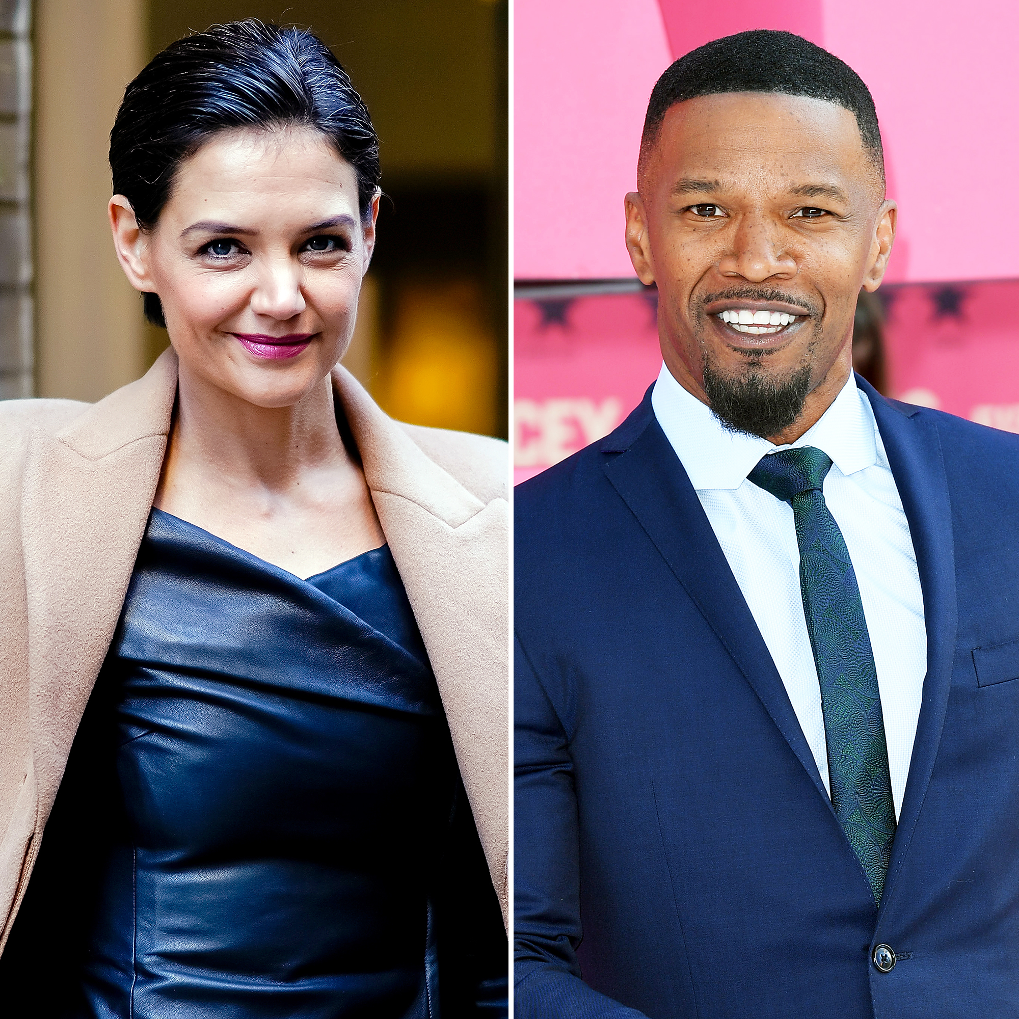 Katie Holmes Would 'Choose Her Family Over' Jamie Foxx Any Day