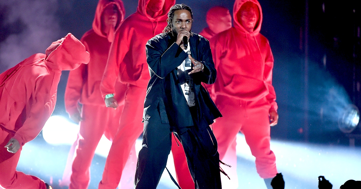 Grammys 2018: Kendrick Lamar's Performance Praised by Stars