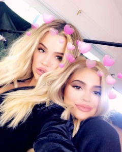 Khloe Kardashian, Kylie Jenner, Keeping Up with the Kardashians