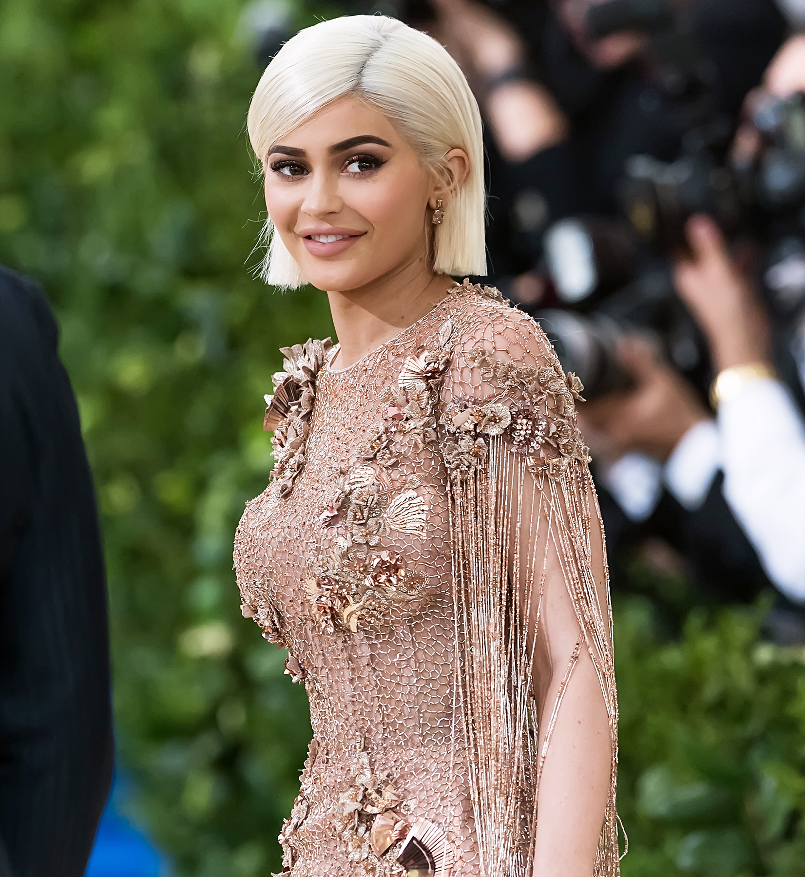 Kylie Jenner Is Reportedly in Labor and Giving Birth Right Now