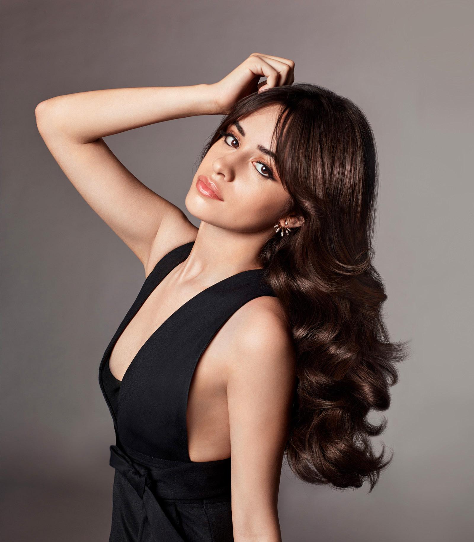 Camila Cabello Stars In Loreal Paris Elvive Hair Comeback Campaign