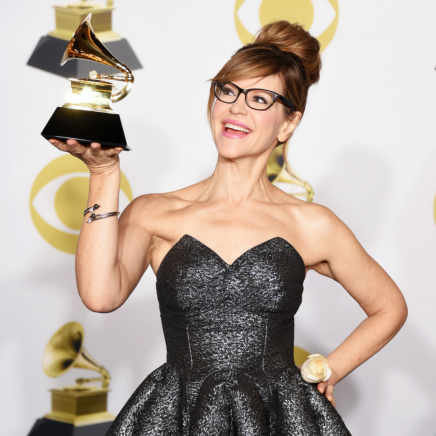 Lisa Loeb Grammys 2018 Best Children's Album winner