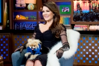 Lisa-Vanderpump-and-dog